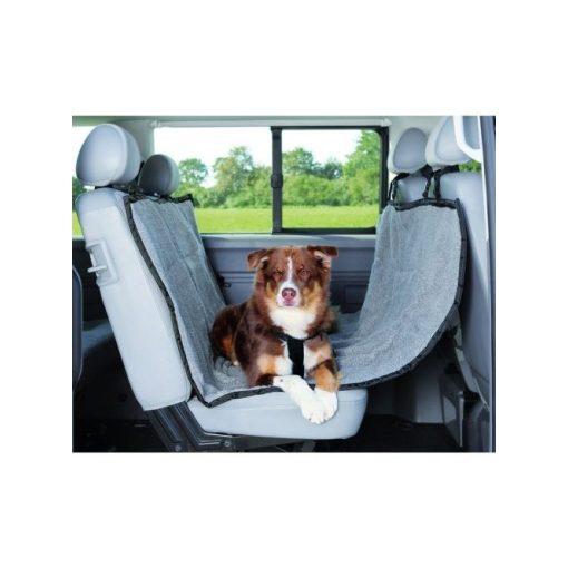 Trixie autó ülésvédő huzat 1.45 x 1.60 m szürke/fekete