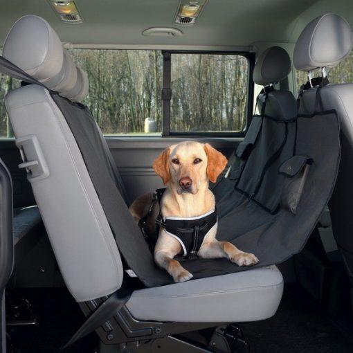 Trixie autó ülésvédő huzat 1.40 x 1.45 m fekete/barna