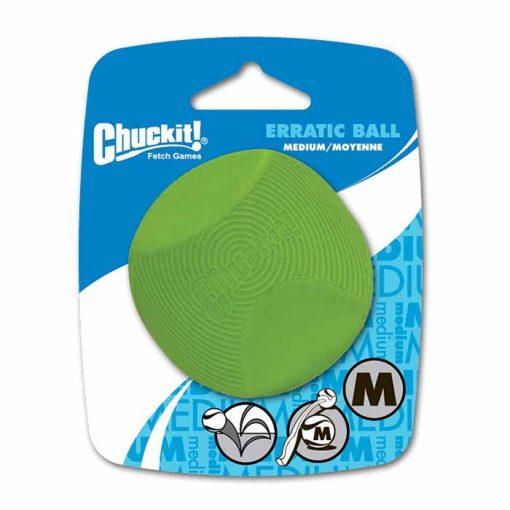 Chuckit!® Erratic labda M méret