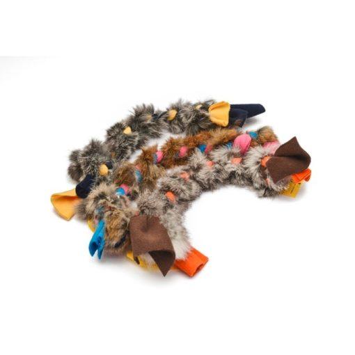 Havohravo® polárral fonott valódi nyúlszőr - 40 cm