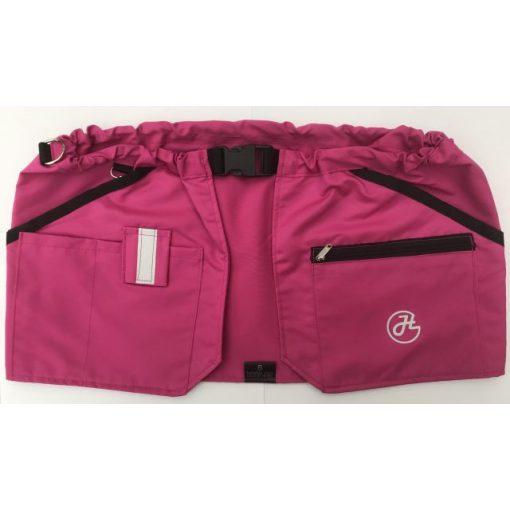 HelsiTar Color Pro tréning szoknya pink