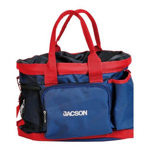 Jacson edzőtáska kék/piros