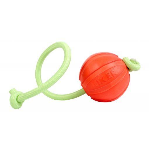 Liker Lumi foszforeszkáló madzagos labda 5 cm