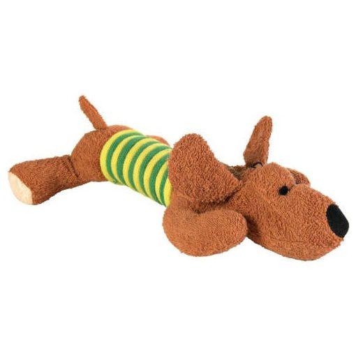 Trixie Terrychlot plüss/frottír sípolós kutya 28 cm