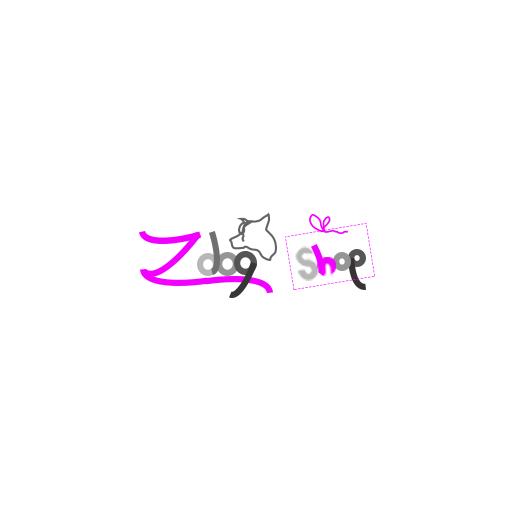Zayma Craft Jw Pet Crackle Ball Unicorn műszőrmés rugós fogantyúval - M méret